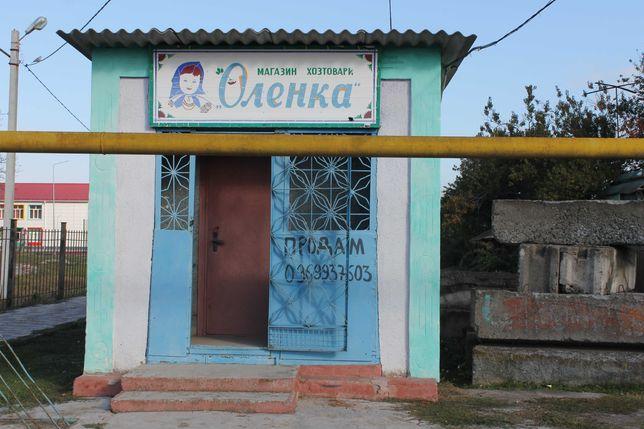 Продам магазин в селе Карповка.