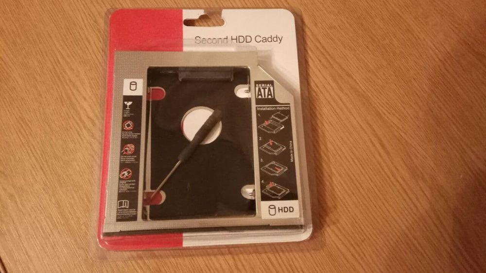 Карман для дополнительного HDD в ноут Боярка - изображение 1