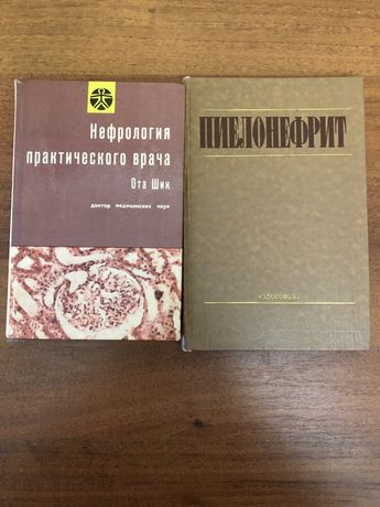 Нефрология практического врача. Пиелонефрит.