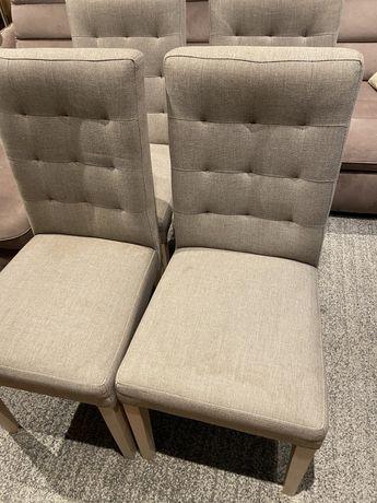 Zestaw mebli (stół i krzesła do jadalni)