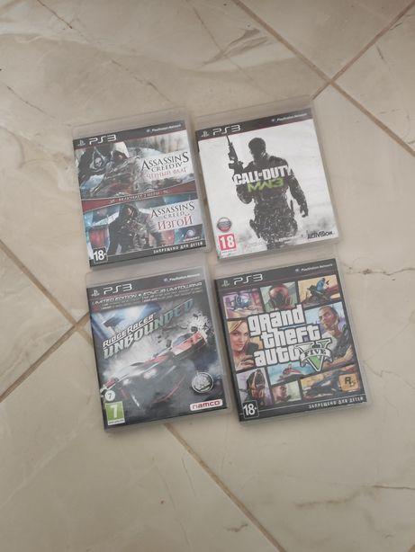 Продам игры на PS3