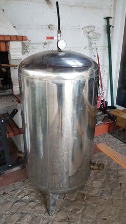 Autoclave balão inox 300L