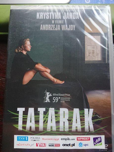 Krystyna Janda w filmie TATARAK na dvd