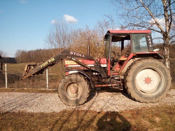 Case 955 TUR 2-sekcyjny od rolnika.