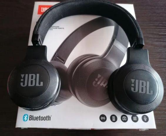 Słuchawki bluetooth jbl e45 bt czarne oryginał
