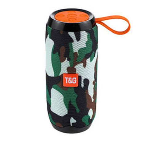 Bluetooth-колонка SPS UBL TG106, радио, camouflage