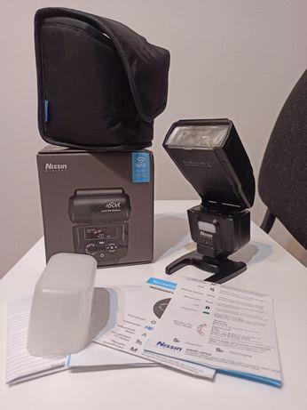 Lampa błyskowa do Sony bezlusterkowców nissin i60a wysyłka gratis