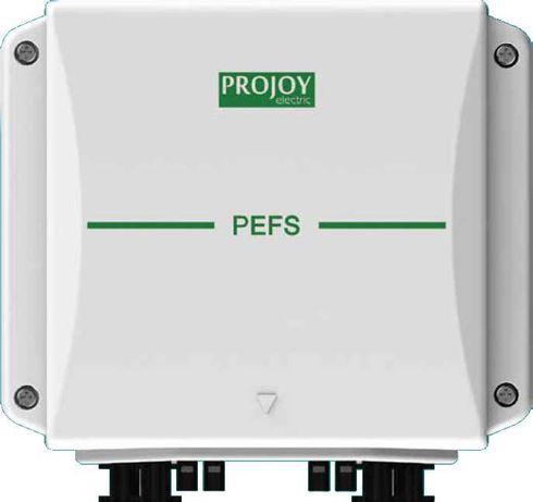Wyłącznik przeciwpożarowy PROJOY PEFS-EL40H-4 2MPPT, fotowoltaika