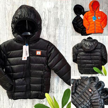 Демисезонная детская куртка. Рост 104,110,116,122,128,132см.