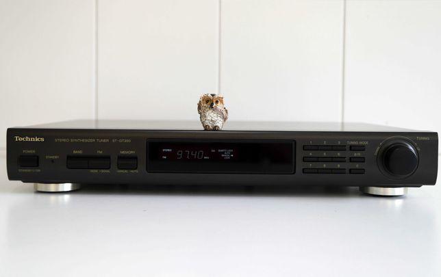 Technics ST-GT350 Tuner Stereo Digital Quartz