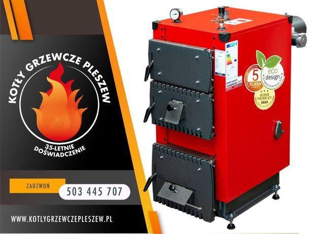 UNIEKO 27 kW fabryka węglowych kotłów - kocioł, piec 5 KLASA