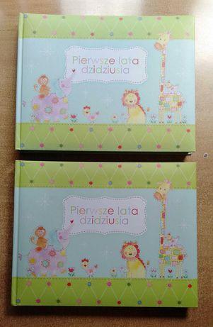 Album Pierwsze lata dzieciństwa prezent chrzciny urodziny