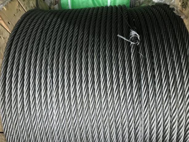 Продаю канат стальной(трос),стропы петлевые,пауки(СКП,4ск,2ск)