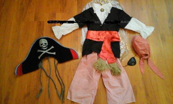 Костюм пирата 4-6 лет