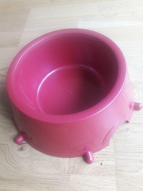 Średnia miska dla psa firmy Sum Plast