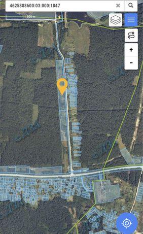 Продається земельна ділянка біля смт. ШКЛО, траса львів- краківець