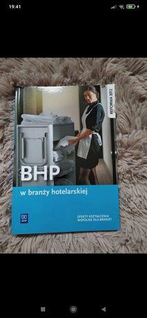 Podręcznik do pierwszej klasy technikum/liceum BHP