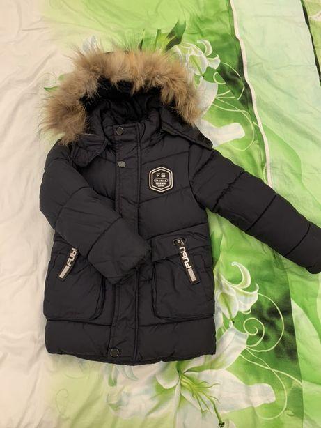 Стильна Зимова курточка 110р.
