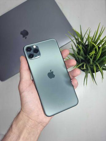 iPhone 11 Pro Max 64 GB Green - Jak nowy! bateria 96%!