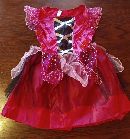 Strój karnawałowy/ sukienka rozmiar 1-2lata