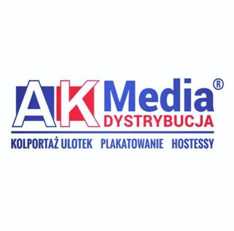 Plakatowanie Kolportaż ulotek profesjonalnie na terenie całej Polski
