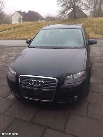 Audi a3 8P 2.0 TDI Sline BMN xenon LZ9Y Poznan