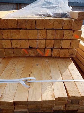 Kantówki, Drewno konstrukcyjne