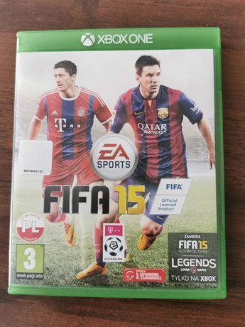 FIFA 15 xbox one gra