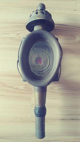 Lampa do wozu bryczki dorożki