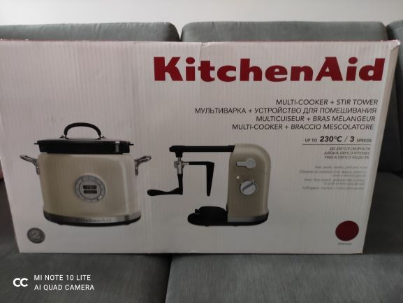 KitchenAid - Multi Cooker Bundle - Empire Red