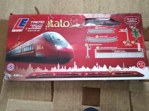 Великий поїзд, потяг, залізна дорога, жд