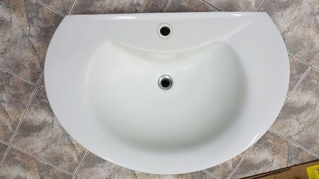 Umywalka ekskluzywnej firmy Keramag (Germany) - używana (stan bdb)