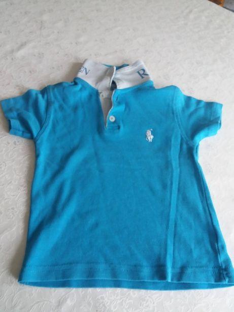 T-shirt Ralph Laurent rozmiar 104