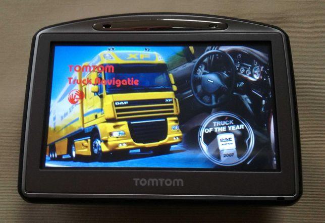 GPS TomTom GO 720 Mapa Truck Europa V.1070_10903 MAIO 2021 (vendido)