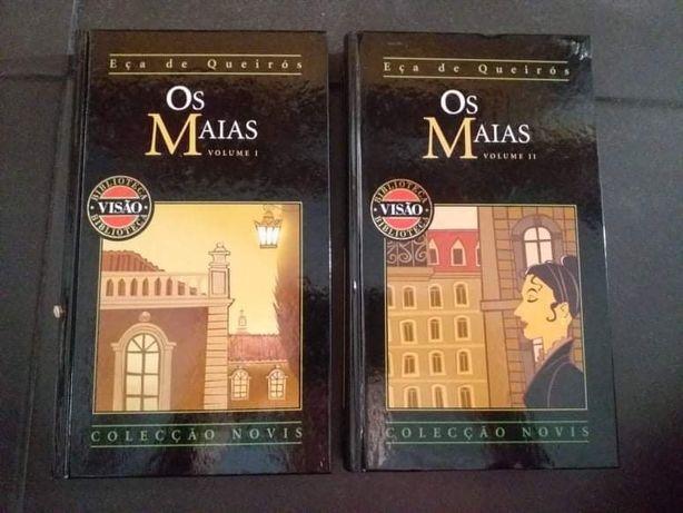 Livro - Os Maias