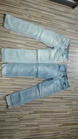 Spodnie jeansowe 158cm