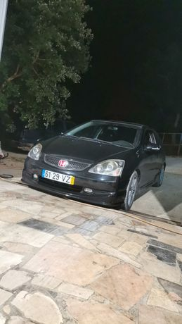 Honda civic sport Ep1