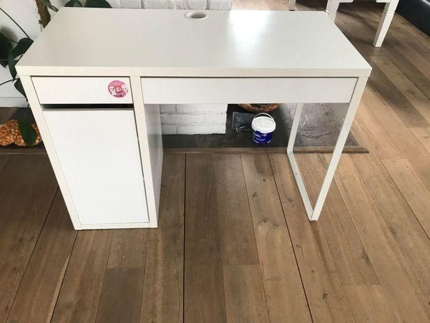 Biurko IKEA MICKY kolor biały