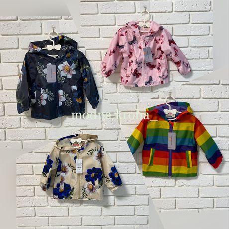 Детская летняя ветровка куртка на девочку,літня куртка на дівчинку