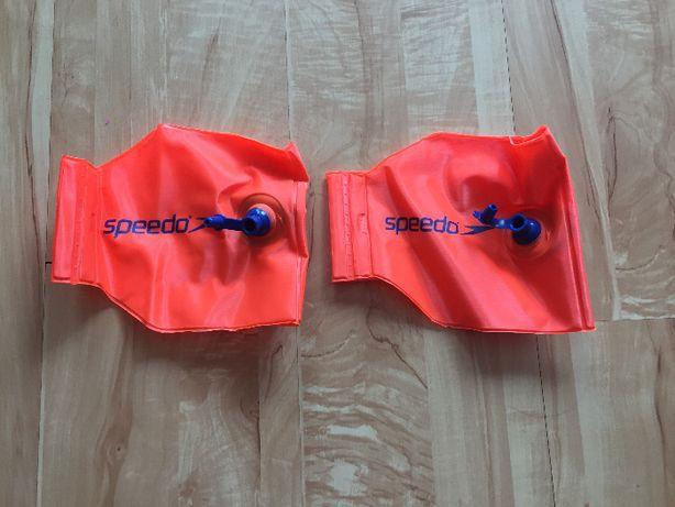 Rękawki, motylki do nauki pływania dmuchane SPEEDO 30 kg 2-6 lat