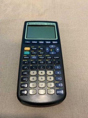 Calculadora gráfica programável Texas Instruments TI-83 Plus