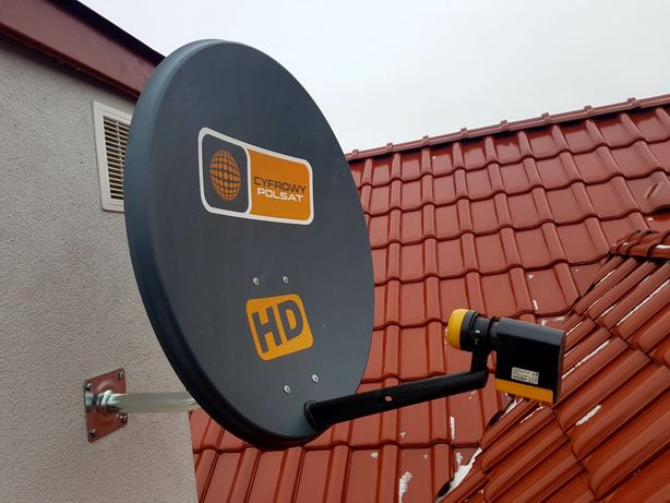 24H Montaż anten Serwis Kalwaria Wadowice okolice tel 888.810.888
