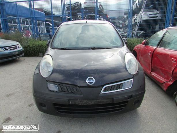 Peças Nissan Micra 1.2 do ano 2008 (CR12DE)
