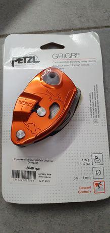 Petzl Gri Gri страхувальний пристрій