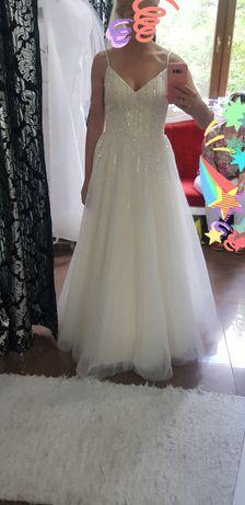 Suknia ślubna Agnes rozmiar 36 38