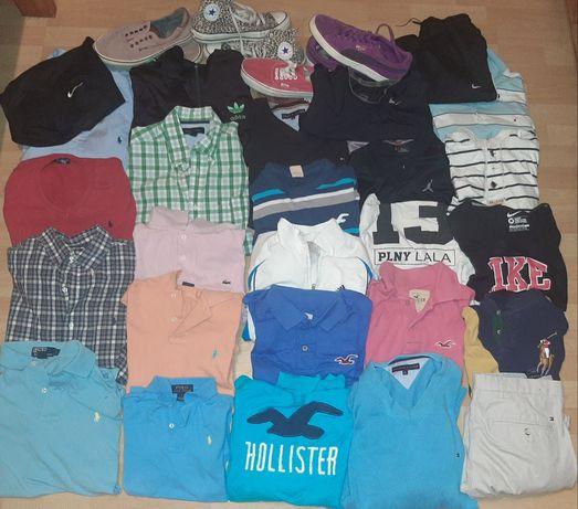 Okazja, duża ilość markowych ubrań