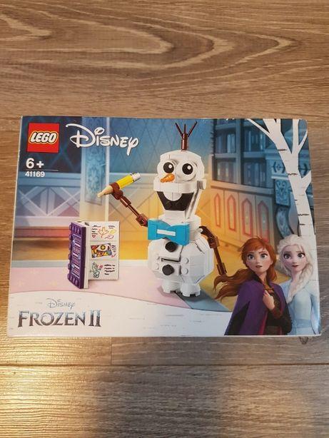 Lego Disney Frozen Olaf 41169 Nowy
