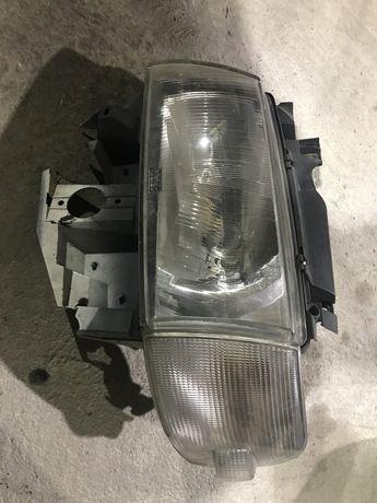 T4 po lift lampa przednia lewa