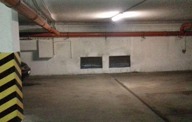 Wynajmę miejsce postojowe garaz Małachowskiego