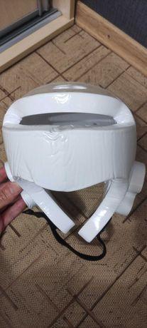 Карате WKF - шлем белый